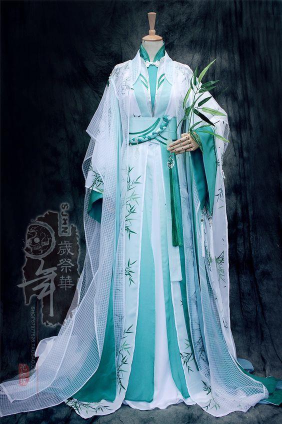 Ancient Chinese Royal Costumes