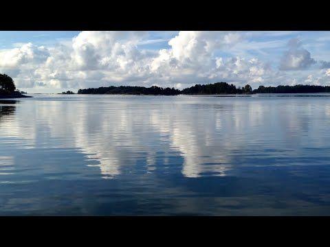 Vuosaari blue and white -video Sinivalkoinen Vuosaari -video