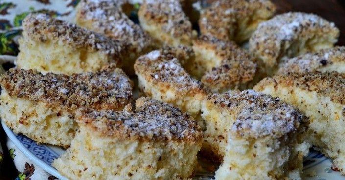 A recept nagyon könnyű, gyakorlatilag elronthatatlan! A sütemény pedig valami fantasztikus! Hozzávalók • 15 dkg vaj, • 5 tojás, • 1/4 kg cukor, • 25…