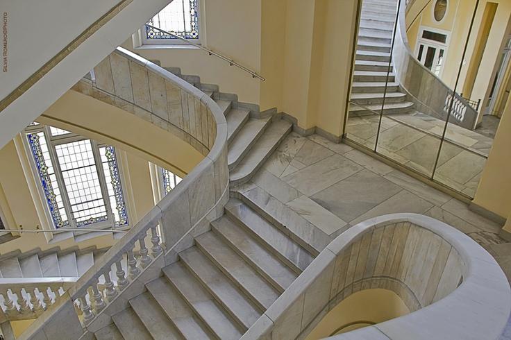 Stairs by Silvia Romero Pareja, via 500pxCirculo De, Silvia Romero, The Bella, Romero Parejas, Bella Species