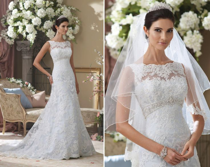 David tutera wedding dress wedding pinterest david for David tutera beach wedding dresses