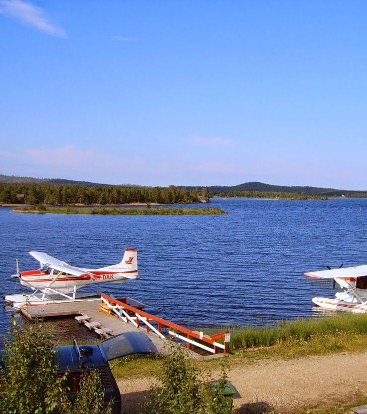 Lake Inarijärvi ,Finland