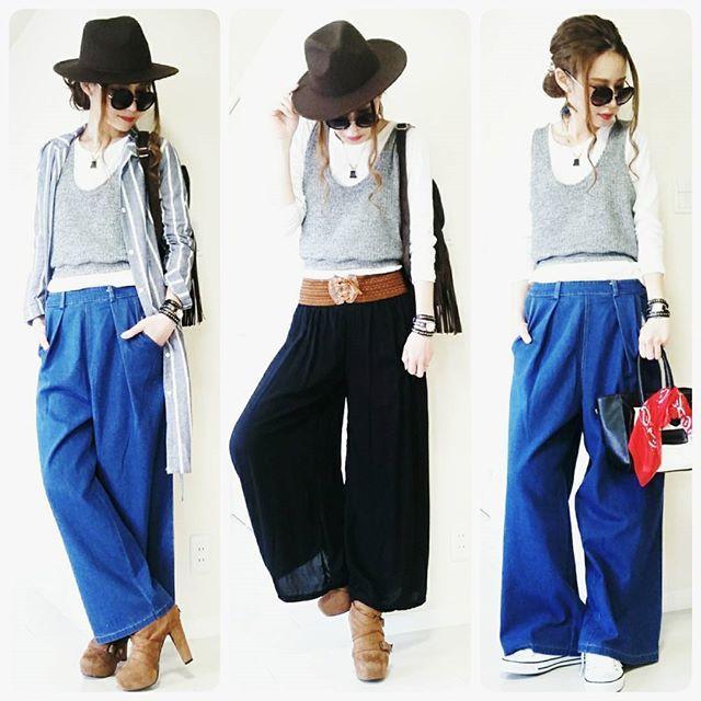 m.o.m.u.1101* * New in ニットビスチェ♡ ¥1980-送料込 プチプラシリーズ♡ シンプルコーデに1枚プラスしたい カジュアルはもちろん、 可愛くもかっこよくも 着こなせるitemです こちらも月曜日21時~発売になります #fashion #coordinate #code #バンダナ #ungrid #ootd #gu #カジュアルコーデ #moussy #todayful #コーデ #ファッション #プチプラコーデ #しまむら #EMODA #murua #コーディネート #ママコーデ #スニーカー #ネットショップ #ハット #ワイドパンツ #ロンハーマン #スニーカーコーデ #ニット #ビスチェ