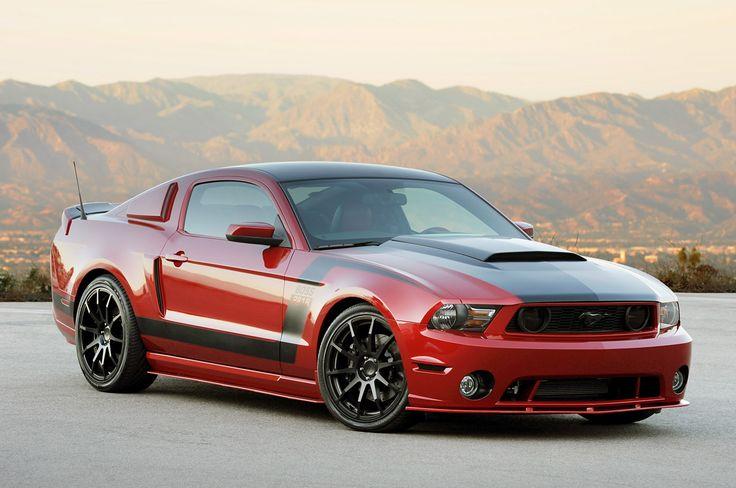2010 Mustang