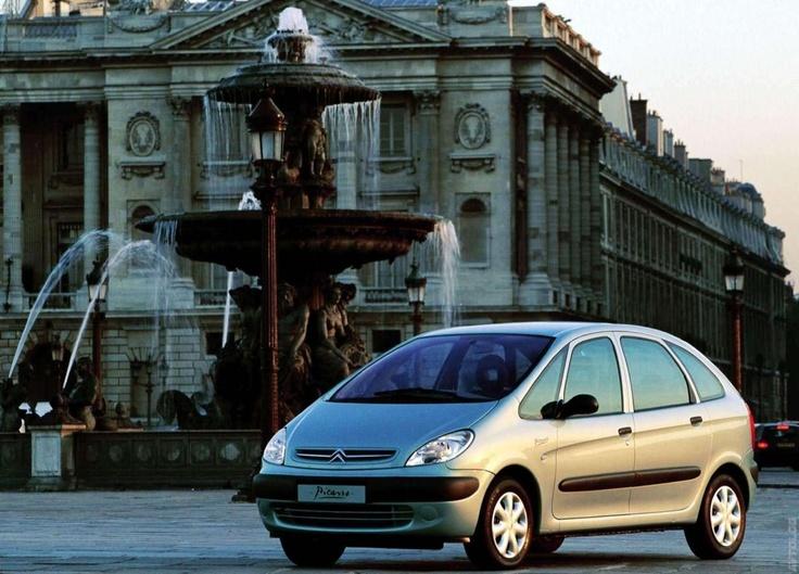 1999 Citroën Xsara Picasso