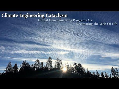 Climate Engineering Cataclysm: A Live Presentation By Dane Wigington ( G...