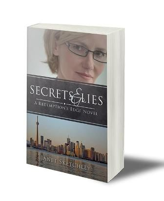 HopeStreamRadio interview, including a brief reading from Secrets and Lies.