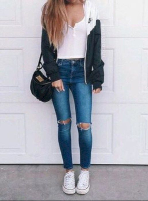 32 Teen Outfit Ideas for School this Summer