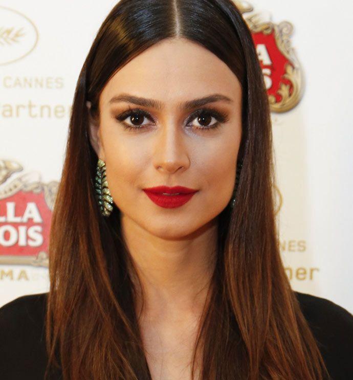 A maquiagem de Thaila Ayala em Cannes