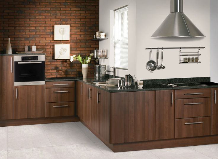 Create your dream kitchen more stylish and modern with malaga tobacco design.