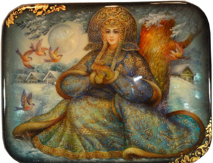 """Snow Maiden"" by Korolyev E  A"