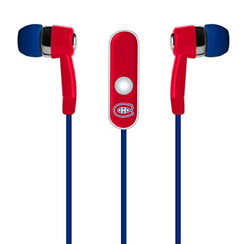 Montreal Canadiens Ear Buds