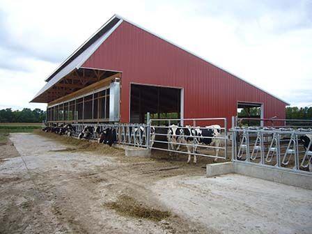 Interesting Farm Dairy Farm Barn Virtual Tours The