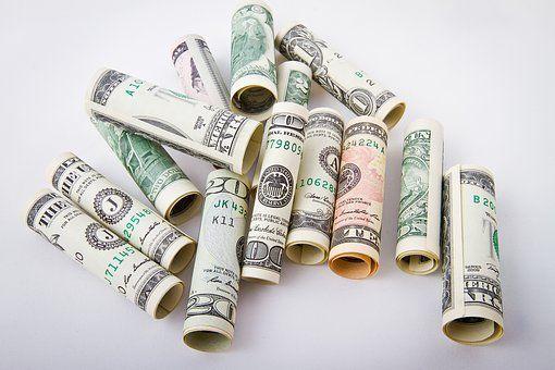 Dollar, Money, Bill, Rich, Paper