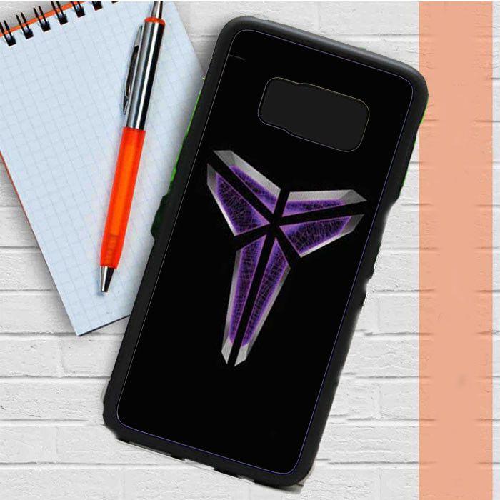 Kobe Bryant Purple Symbol Samsung Galaxy S8 Plus Case Dewantary