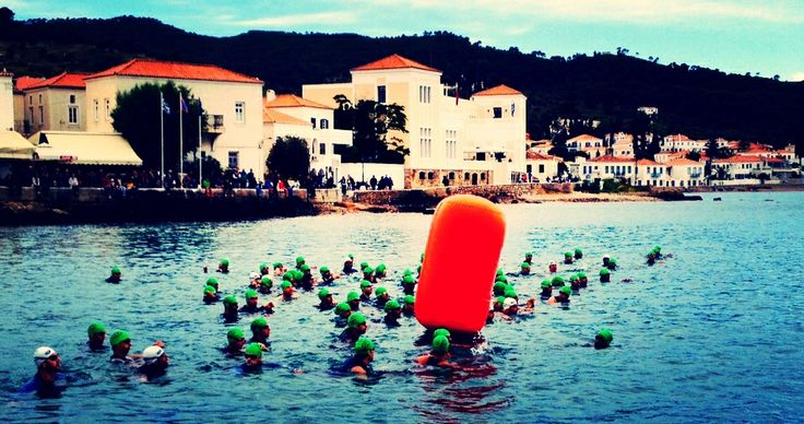 Triathlon Endurance Participants Spetsathlon 2014