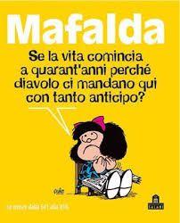 mafalda insegna