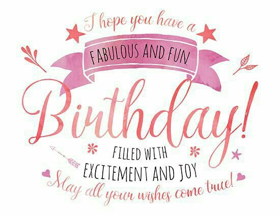 17 Best Beautiful Birthday Quotes On Pinterest