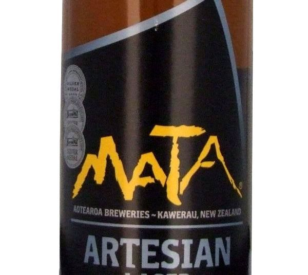 MATA Artesian 330ml Beer in New Zealand - http://www.importedbeer.co.nz/international-beer-nz/mata-artesian-330ml-beer-in-new-zealand/ #NewZealand #imported #beer