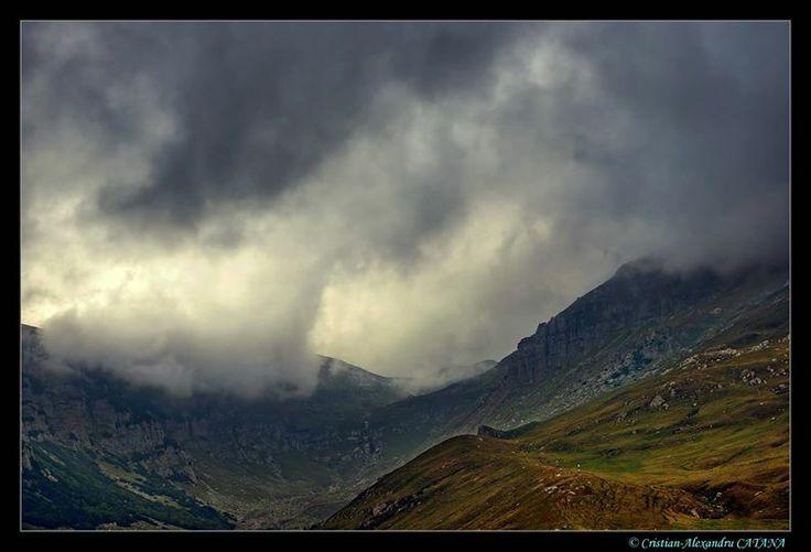 Valea Ialomitei, Muntii Bucegi, Romania