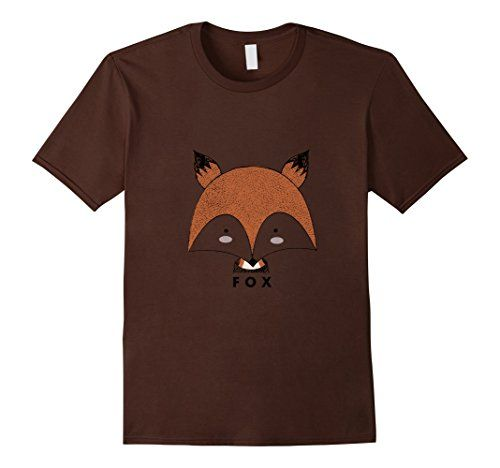 Men's Fox NUPAGACHI tee shirt on Amazon Medium Brown Nghi…