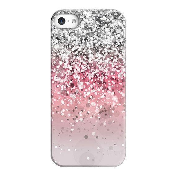 Funda celular brillos rosa fundas de celulares pinterest - Fundas de telefonos moviles ...