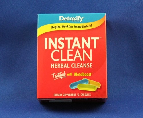 Detoxify Instant Clean Urine Detox How To Pass A Hair