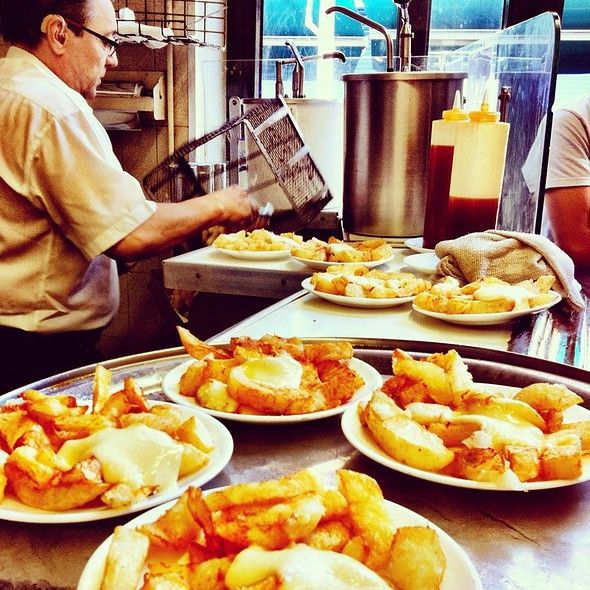 Bar Tomas in Sarria - Supposedly the best patatas bravas in Barcelona! Try them and tell us what you think!