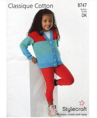 kids color block cardigan knitting pattern get it at laughinghenscom - Colour Kid