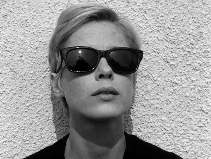 Alma (Bibi Andersson) in Persona (1966)