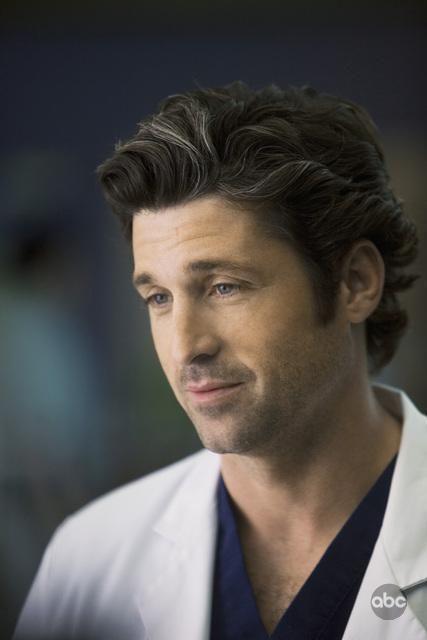 patrick dempsey   Fans of Grey's Anatomy Patrick Dempsey :D