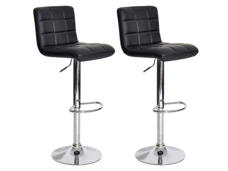 Lot de 2 tabourets de bar Conforama 179€