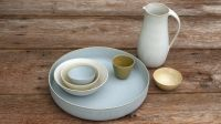 For the first time this January, ceramic artist Cécile Prezioza will be presenting her beautiful stoneware and porcelain creations, tableware that is defined by its gentle simplicity.
