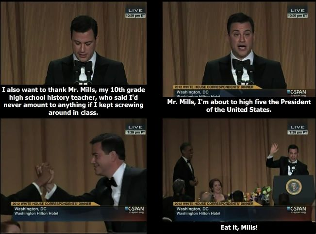 Jimmy Kimmel, History Teachers, Funny Pics, Awesome Pictures, So Sweets, Epic Win, Funny Pictures, Too Funny, White House
