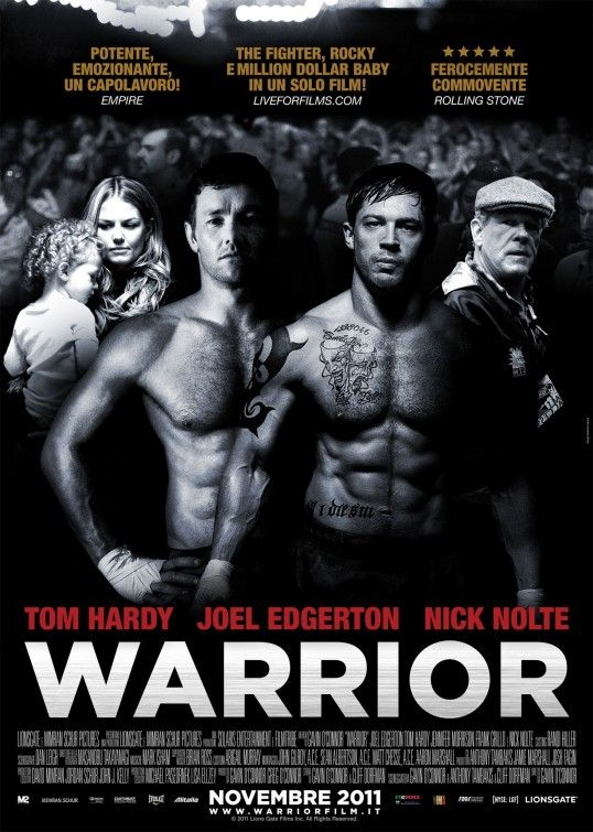 Warrior (2011)  #movies 2011