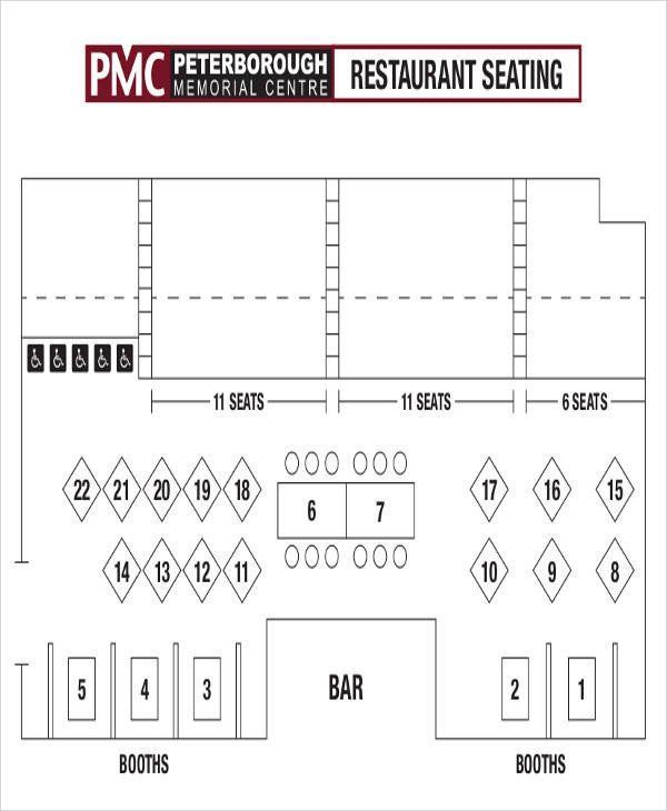 Free Restaurant Seating Chart Template Fresh 12 Seating Chart Template Free Samp Chart Free Fresh Restaurant Seating Seating Chart Template Seating Charts