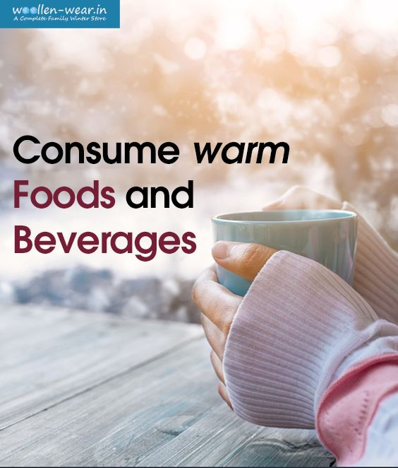 #staywarminwinter #bewarminwinter #warmwinters #bwarm #makewinterswarm  Delicious winter soups and hot cocoa are part of the fun of the season. Hot tea and coffee, and substantial foods like pizza, meat and toast will keep your body warm as well. Learn More Visit https://goo.gl/MuwH7y