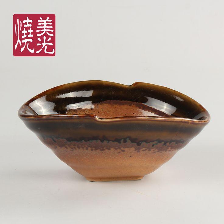 Japanese porcelain tableware&ceramic salad bowl E572-B-06012  Size: diameter 4.5 inch