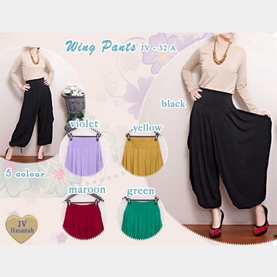 032 A Wing Pants | Rp 80.000