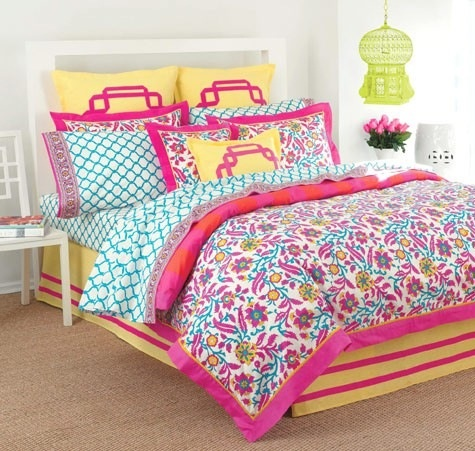 lilly pulitzer bedding so cute