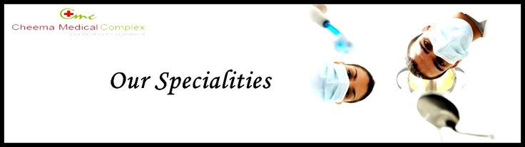 #CMC #Mohali is a Multi-specialty #Hospital comprising of Internal Medicine, Obstetrics and Gynaecology, Neuro-psychiatry, General Surgery, Orthopedics and Joint Replacement, Urology & Laparoscopic #Surgery of all kinds. You can reach out to us anytime, for our service us available 24 hours and above that, our online help is also accessible round the clock. We are specialized in our work. So, either consult our online experts in #chandigarh or pay visit at our clinic!