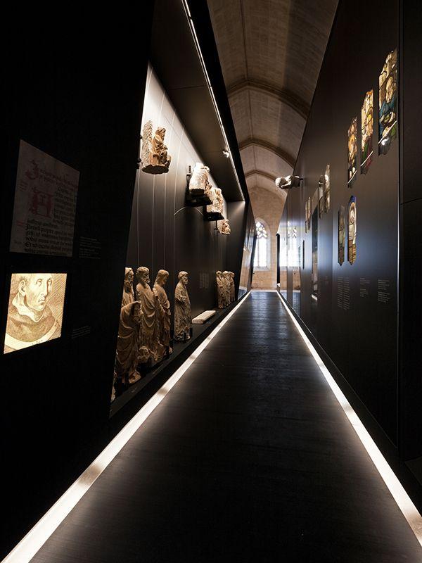 Museografia do Centro Interpretativo do Mosteiro da Batalha