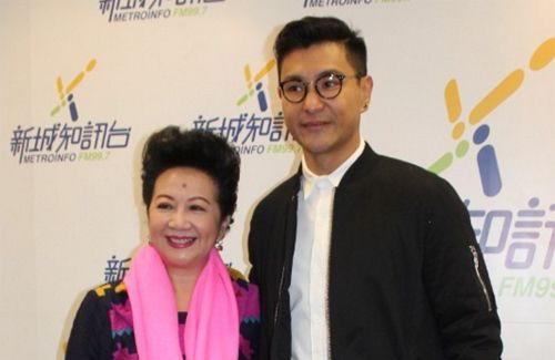 Ruco Chan and Linda Chung will be holding concerts in San Francisco over the Lunar New Year holiday.