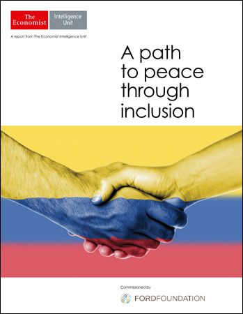 The Economist (Intelligence Unit) - A path to peace through inclusion (2017)