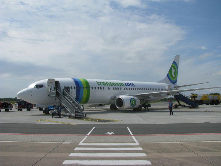 Vliegen vanaf Airport Groningen was voor ons een prettige nieuwe ervaring