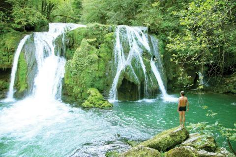 Wild Swimming Frankreich: An diesen geheimen Badestellen werden Freischwimmer gl…