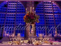 #dekoracjeeventowe #dekoracjastołów #kandelabry