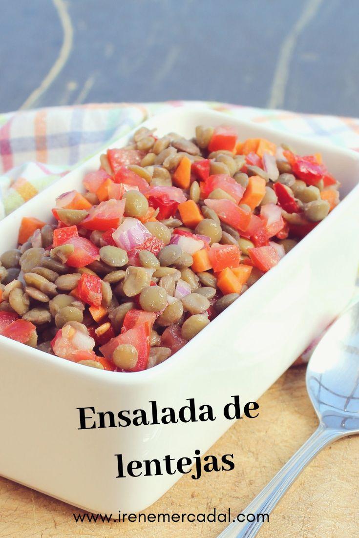 Lentil Recipes, Healthy Recipes, Healthy Food, Lentils, Deli, Veggies, Tasty, Fresh, Cooking