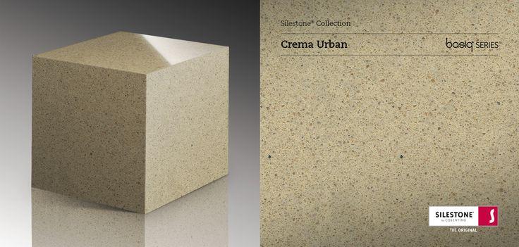 Silestone Crema Urban