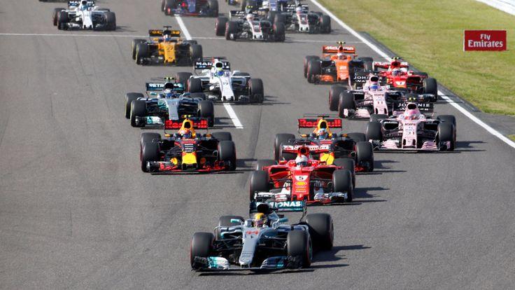 WM-K.o. für Ferrari-Pilot Sebastian Vettel beim Formel-1-Rennen in Jaoan in Suzuka - Formel 1 - Bild.de
